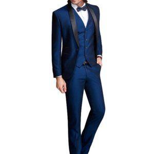 Other - Mens 3-Piece Suit Shawl Lapel One Button